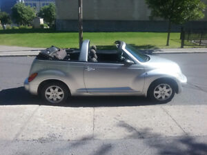 2005 Chrysler PT Cruiser Cabriolet 78000 kms !