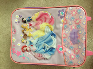 Disney Princess small luggage carry on - New with no tags