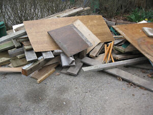 *** FREE WOOD**DOORS **TINTED GLASS***Pressure treated pieces***