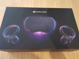 Oculus Quest All-In-One, 64GB - Used ONCE !