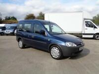 VAUXHALL COMBO 1.3 CDTi | DISABILITY VEHICLE | AUTO | AIR CON | 1 OWNER | 2012