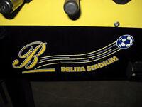 """BELITA STADIUM"" FOOSBALL ARCADE GAME Winnipeg Manitoba Preview"