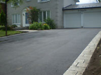 Asphalt Driveways - Paving - Interlock - Repairs