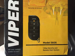 Viper 5606V One Way Remote Start and Alarm