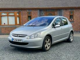 image for 2004 Peugeot 307 1.6 SE 16V [AC] 5dr