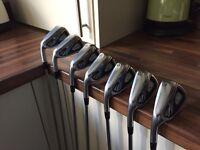 Mizuno JPX 800 irons 4-PW *Left Handed*
