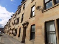 Unfurnished, Two Bedroom Property in the heart of Paisley close to UWS
