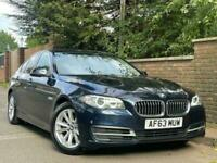 2013 BMW 5 Series 2.0L 520D SE 4d AUTO 181 BHP Saloon Diesel Automatic