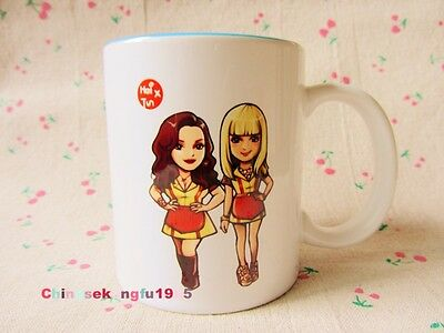 TV Serious 2 Broke Girls Characters Mug Coffee Cup Max Caroline