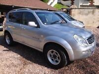 Ssangyong Rexton 2.7TD RX 270 S 7 Seater 2006