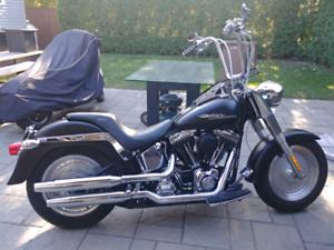 Harley fat boy AUBAINE