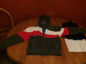 Excellent Condition-Monster Jacket- Size 12 $20
