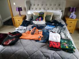 Boys clothes bundle 10-12 yo