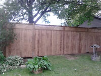 Fence/Deck builders assistant... MUST have a truck