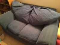 FREE double sofa, collection hove