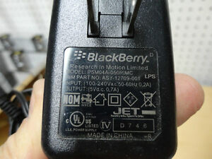 Blackberry Cell Phone Charger Adapter Fits most Blackberry Model Kitchener / Waterloo Kitchener Area image 4