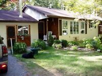 Nice clean bungalow on 1/2 acre lot