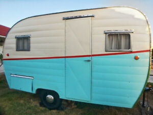 Wanted: old Camper Trailer