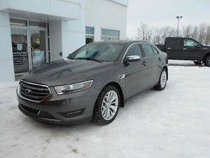 Brand New 2016 Ford Taurus Limited Sedan - MSRP $49,460