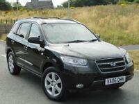 2006 (06) Hyundai Santa Fe 2.2 CRTD CDX 5dr Auto (7 Seats)