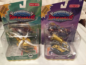 Skylanders - NITRO Vehicles for Superchargers
