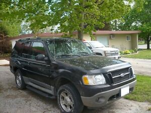 PARTING OUT 2003 Ford Explorer Sport SUV, Crossover