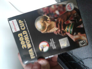 2002 FIFA World Cup Video Game PC for sale