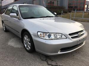 1999 Honda Accord EX Sedan*Certified*Emission*2 Yrs Warranty*
