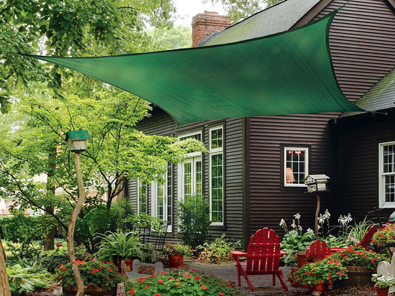 How To Attach Shade Sails Ebay