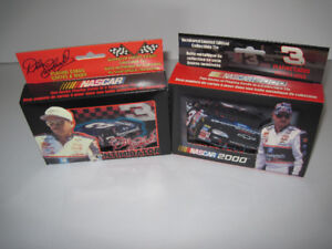 Nascars' Dale Earnhardt Sr. 2-Deck Playing Card Set