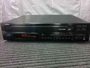 Yamaha CDC-655 compact disc player West Island Greater Montréal image 1