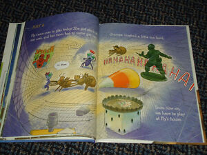 Diary of a Spider HARDCOVER book and DVD Set!!! Kingston Kingston Area image 10