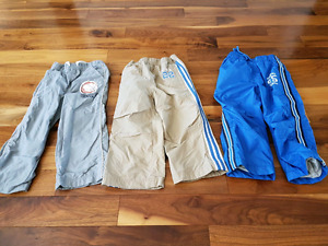 3T boys pants in excellent shape. $8 for all 3