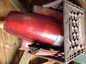 Chev taillights for sale