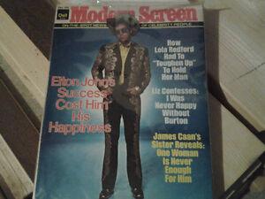 Modern Screen - Elton John