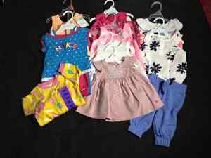 All New Baby Girl Clothes With Tags (0-6M) Nouveaux Vetements!!