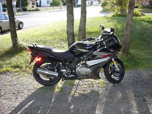 suzuki GS 500 2009