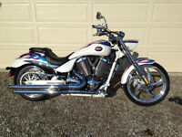 2007 Victory Jackpot Muscle Crusier