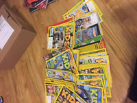 Multiple National Geographic Kids Magazines