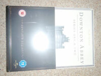 FREE: Downton Abbey Series 1 and 2, UK Edition