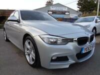 2013 63 REG BMW 318d M SPORT 2.0 TURBO DIESEL