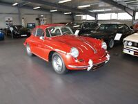 Porsche 356 B 1600 Super T6 **1A-Technik**