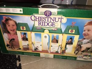 Breyer horse/doll barn for your horse crazy kids