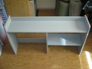 SHELVING UNIT/DESK TOP HUTCH-$49-