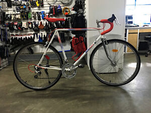 RARE! Schauff 10 Speed Road Bicycle/Bike Professional Restore