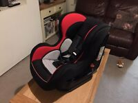 Childs car seat 2-4