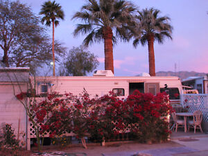 reasonable cost clean trailer for rent in Desert Hot Springs