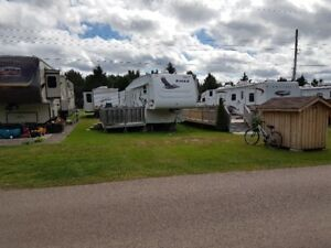 Excellent RV Deal at Scotia Pine - 2006 Jayco Eagle