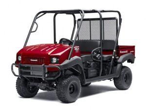 2018 Kawasaki MULE 4010 TRANS 4X4 / 30$/sem