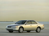 WANTED 1997- 2001 Toyota Camry Sedan